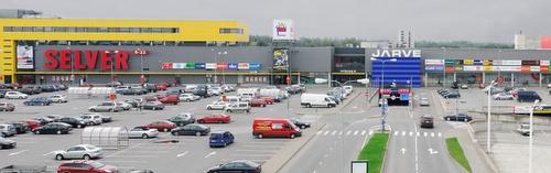 Järve Keskus kauppakeskus Tallinna