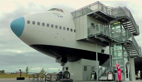 Jumbohostel Arlandan lentokenttä Tukholma