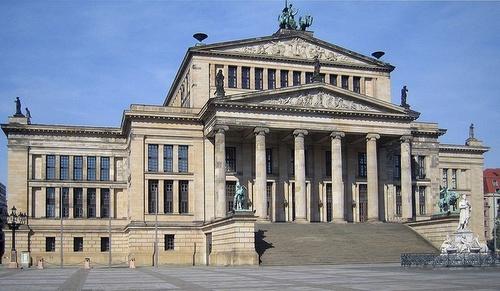 Konzerthaus Berliini
