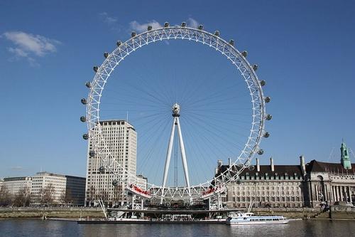 London Eye Lontoo