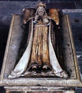 Maunu Ladunlukko hautatumba Riddarholmenin kirkko Tukholma