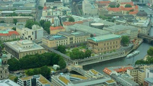 Museumsinsel Berliini