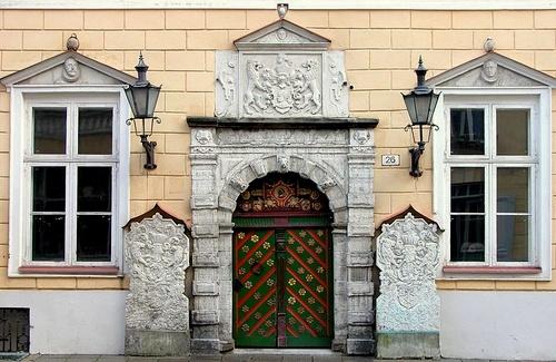 Mustapäiden kiltatalo Tallinna
