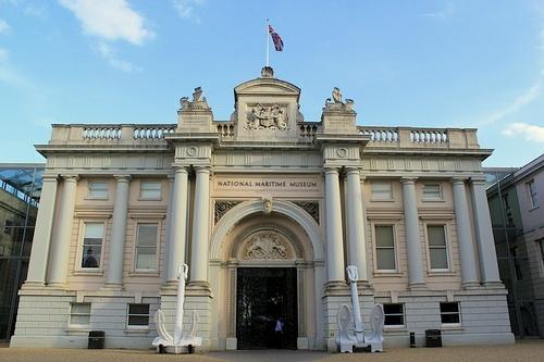 National Maritime Museum Lontoo