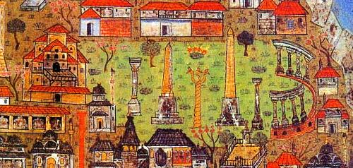 Ottomaanien miniatyyrimaalaus Konstantinopolin hippodromista
