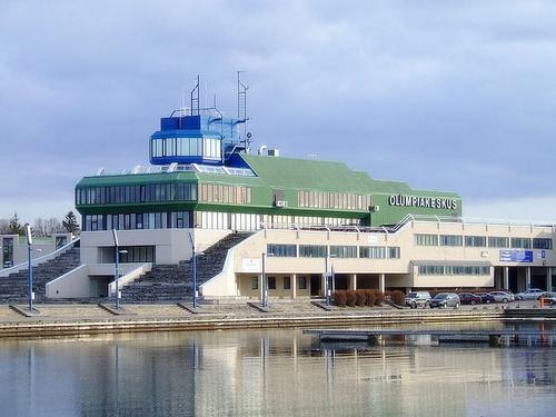 Pirita purjehduskeskus Tallinna