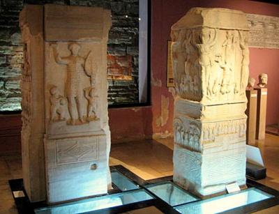 Porphyrios  patsaiden jalustat Istanbul