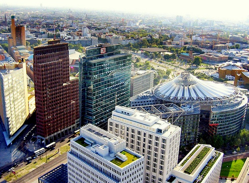 Potsdamer Platz Berliini