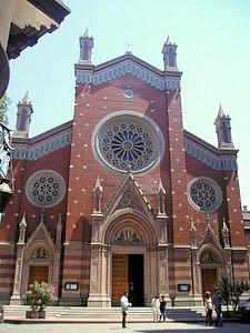 Pyhän Antoniuksen kirkko Istanbul