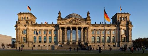 Reichstag Berliini