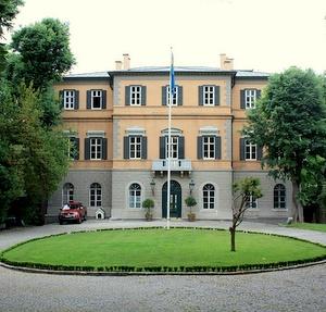 Ruotsin konsulaatti Istiklal Caddesi Istanbul