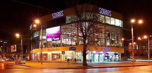 Solaris kauppakeskus Tallinna