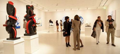 Sophía Vári näyttely Pera museo Istanbul