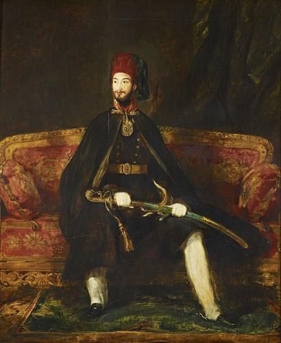 Sulttaani Abdülmecid I Istanbul