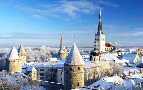 Tallinna vanhakaupunki Viro