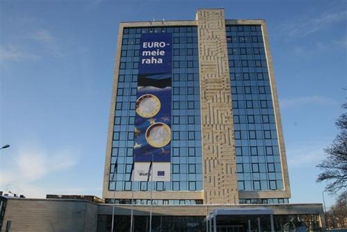 Tallinnan rahayksikkö Euro