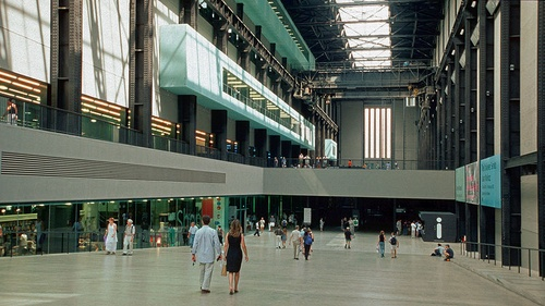 Turbine Hall Tate Modern Lontoo