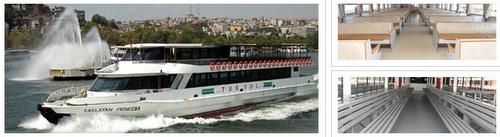 TurYol lyhyet Bosporinsalmen risteilyt Istanbul