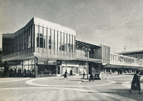 Vällingby Centrum Tukholma