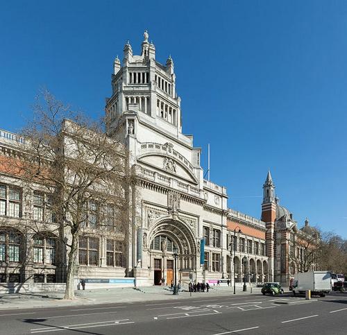 Victoria and Albert Museum Lontoo