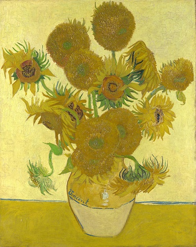 Vincent van Gogh National Gallery Lontoo