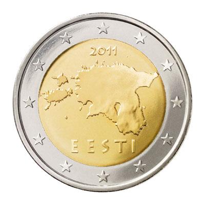 Viron kahden euron kolikko
