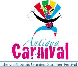Antigua Carnival logo