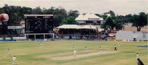 Antigua Recreation Ground krikettiottelu