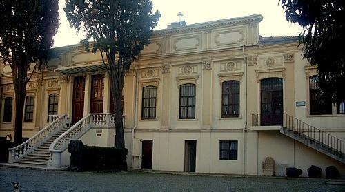 Antiikin idän museo Istanbul