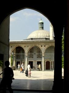 Baghdad kioski Topkapi-palatsi Istanbul