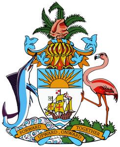 Bahaman vaakuna