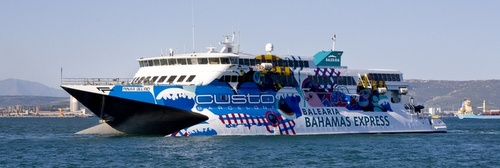 Baleria Bahamas Express lautta