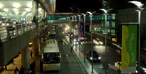 Bussi Ataturk lentokenttä Istanbul