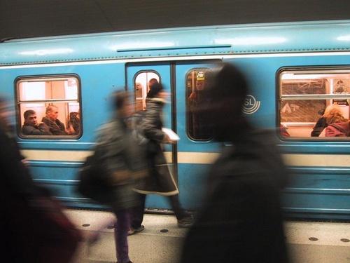 Cx-vaunu Tukholman metro