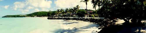 Dickenson Bay Antigua ja Barbuda