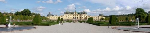 Drottningholmin linna Tukholma
