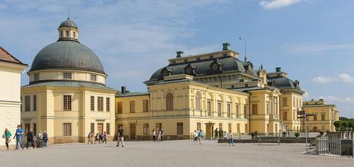 Drottningholmin linnan kirkko