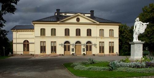 Drottningholmin linnan teatteri