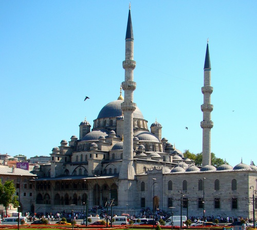 Istanbulin Uusi moskeija