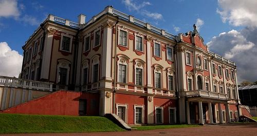 Tallinnan Kadriorgin palatsi