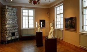 Kadriorgin taidemuseo sisätilat