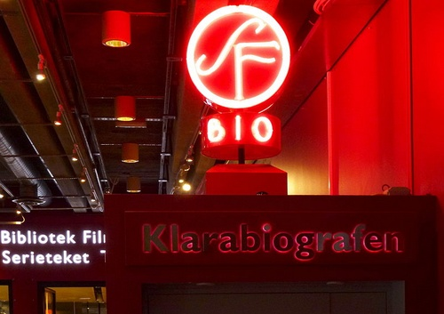 Klarabiografen Kulturhuset Tukholma
