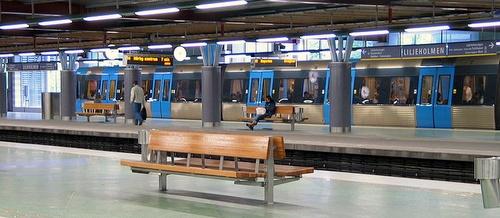 Liljeholmenin asema Tukholman maanalainen