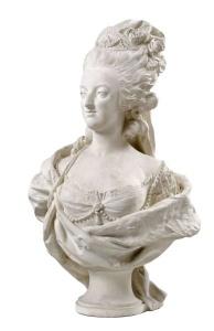 Marie-Antoinetten rintakuva Kadriorgin taidemuseo Tallinna