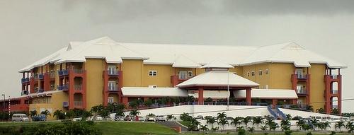 Mount St. John's Medical Centre sairaala Antigua ja Barbuda