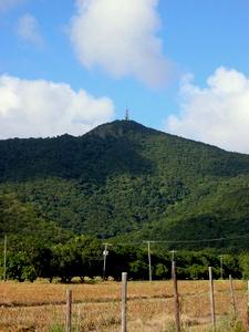 Obama-vuori Antigua ja Barbuda