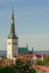 Olevisten kirkko Tallinna