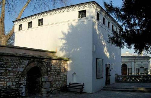 Päälääkärin torni Topkapin palatsi Istanbul