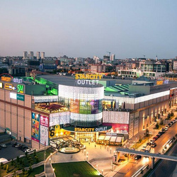 Starcity Outlet AVM Istanbul