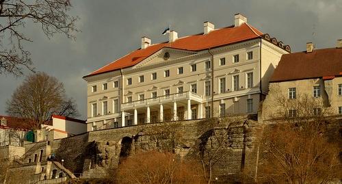 Stenbockin talo Tallinna